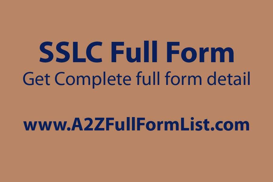sslc full form meaning in hindi, sslc full form in marathi, sslc full form in kannada meaning, sslc and matriculation, sslc and matriculation difference, puc long form, hsc full form, hslc full form,