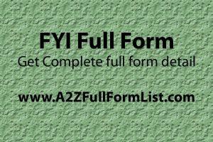 fya full form, pfa full form, fyl full form, jfyi full form, fyi urban dictionary, fyi na, fly full form in email, na full form,
