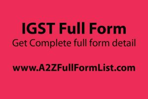 UTGST full form, IGST meaning, IGST full form in chat, IGST distribution between centre and state, UTGST and igst, Scope of igst, Features of igst, Inter state supply,
