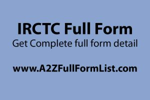 irctc full form in tamil, pnr full form, irctc meaning in hindi, who is owner of irctc, irctc wiki, irctc app, irfc full form in railway, irctc chairman,