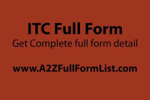 ITC full form in gst, ITC full form classmate, ITC chairman, ITC subsidiaries, ITC wiki, ITC ceo, ITC food products, ITC full form in medical, Page navigation,