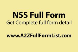 NSS full form in college, NSS activities in college, NSS wikipedia, NSS full form in medical, How to join NSS, NSS certificate benefits, NSS day, NSS full form in hindi,