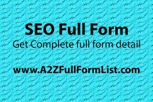 What is seo and how it works, What is seo in digital marketing, SEO full form in politics, SEO full form in hindi, SEO tutorial, Types of seo, SEO tools, Search engine optimization techniques,