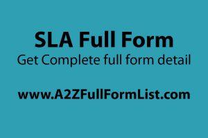 SLA full form in bpo, SLA full form in hindi, What are the 3 types of SLA?, SLA full form in logistics, SLA full form in swiggy, Service level agreement example, SLA full form in telecom, SLA Full Form in business,