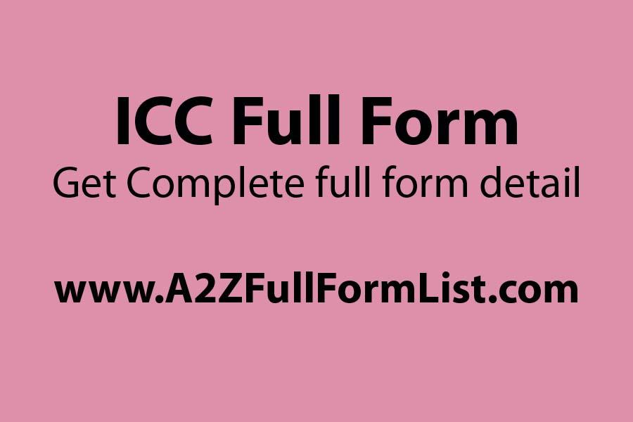 ICC medical coding, ICC disease, ICC abbreviation research, IVC medical abbreviation, ICC certificate, ICC medicina, ICC meaning statistics, ICC infection control,