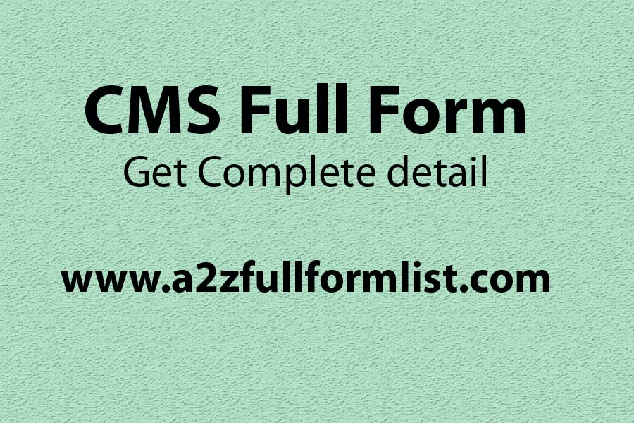 CMS full form medical, CMS full form in medical term, CMS full form in medical in hindi, CMS full form in icici bank, CMS full form in finance, CMS full form in computer, CMS full form in railway, CMS full form in commerce,