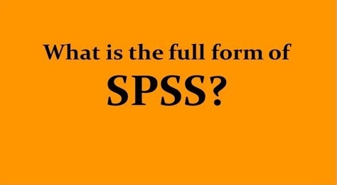 SPSS full form in hindi, SPSS full form in psychology, SPSS software download, SPSS meaning, SPSS tutorial, Uses of SPSS, SPSS software price, SPSS software for students,