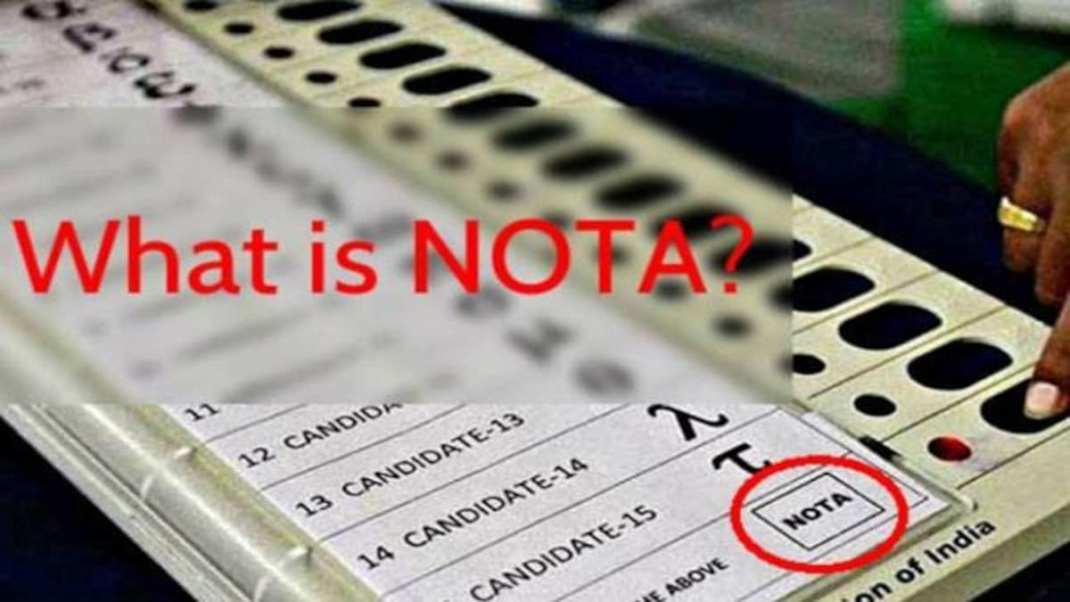 NOTA full form in hindi, NOTA ka full form, NOTA meaning in english, NOTA advantages and disadvantages, NOTA in india upsc, How many countries have nota, Full form of nota class 9, NOTA in election 2019,